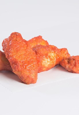 Glazed Buffalo Style Wings