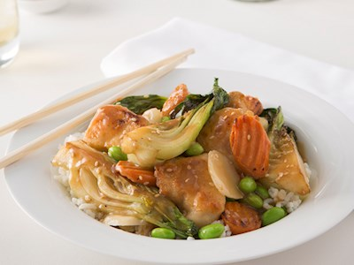 Boneless Wing Stir-Fry image