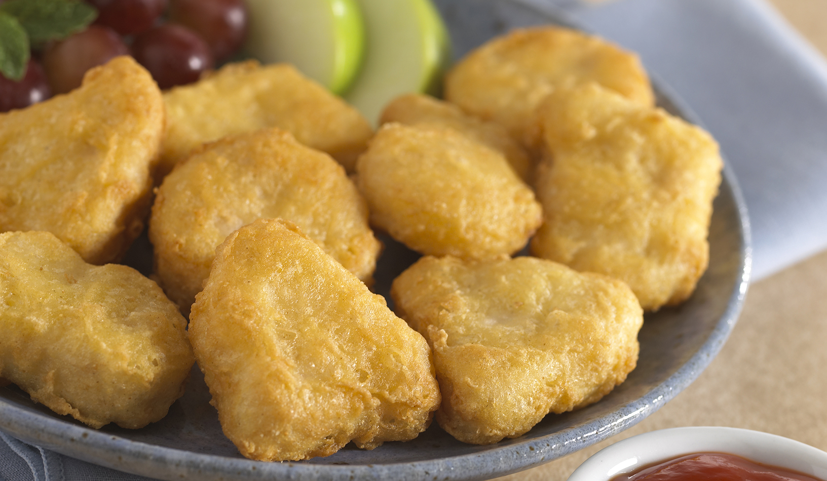 Tempura Battered Chicken Breast Nuggets image