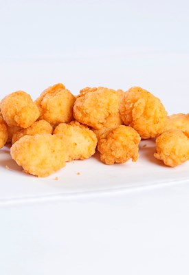 Honey-Dipt REVO Popcorn Chicken